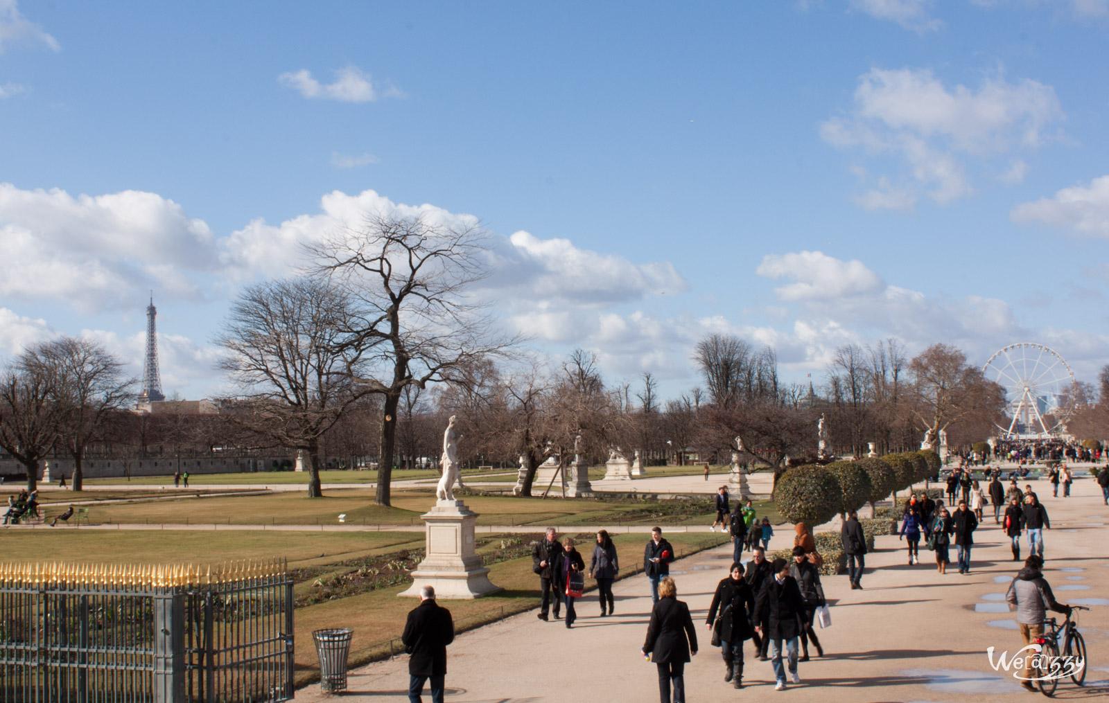 Un petit weekend touristique à Paris