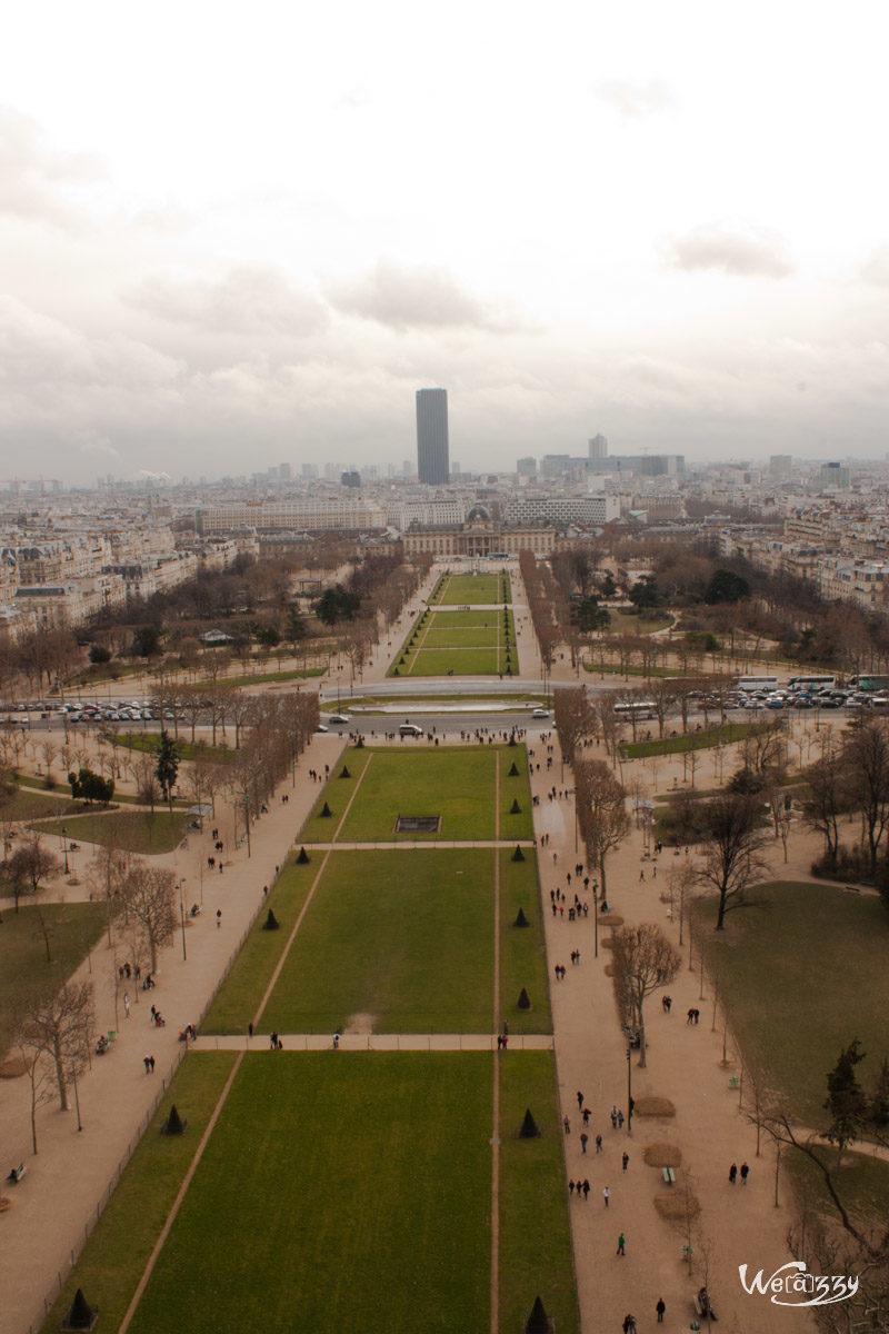 Paris, Ville
