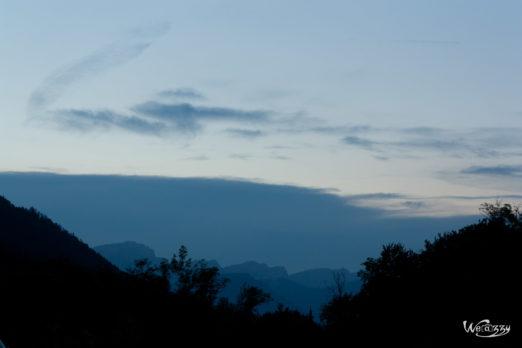 Montagne, Triève