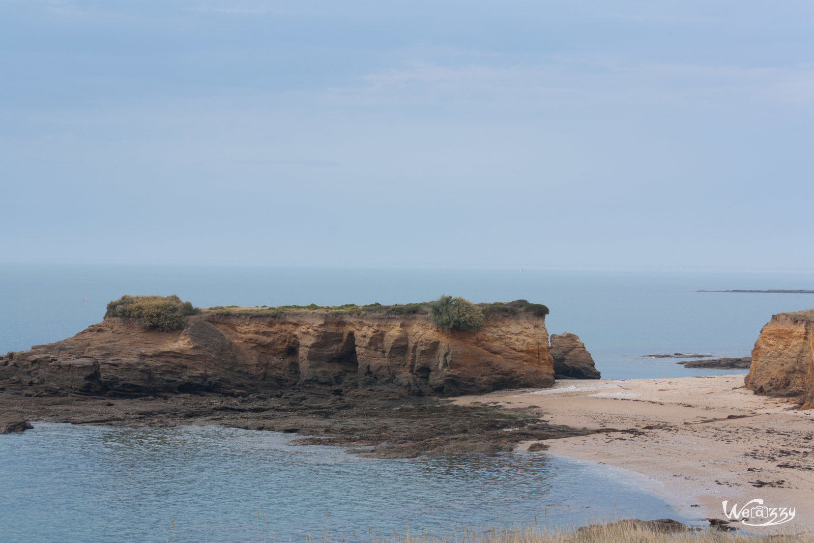 France, Littoral, Nature, Penestin, Plage