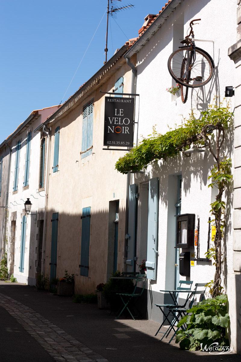 France, Noirmoutier