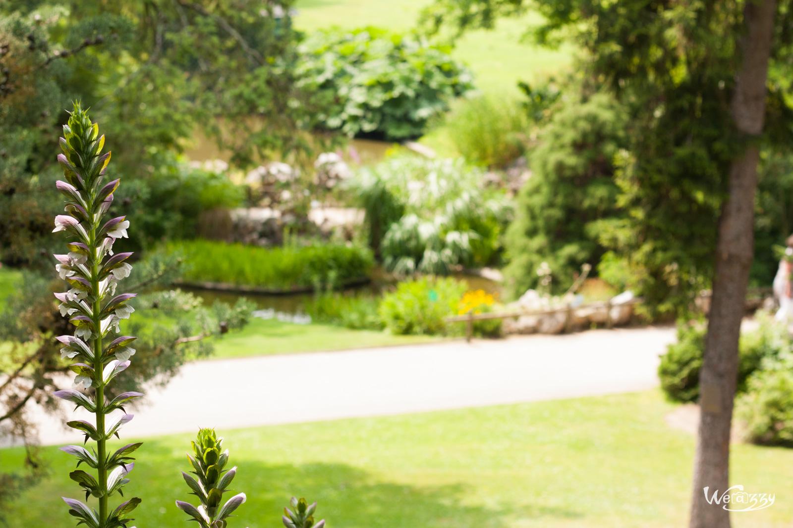 Nouvelle visite à Nantes – Le jardin des plantes