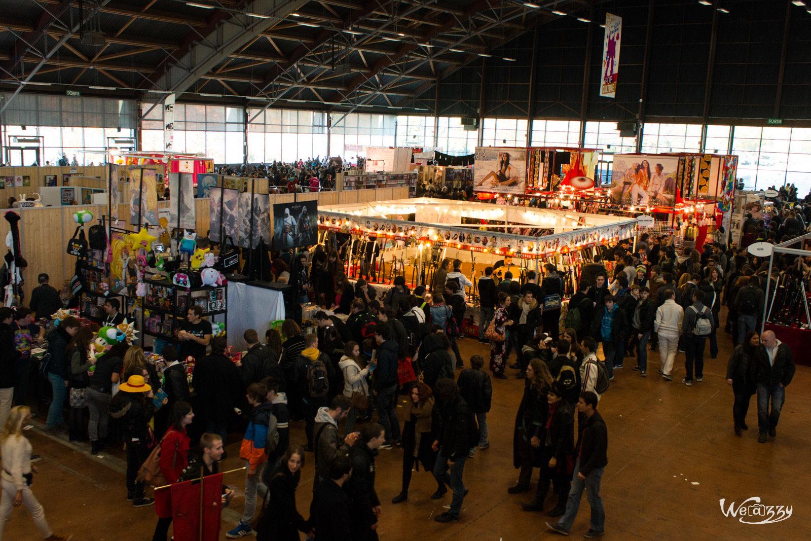 Art 2 Play, Exposition, Nantes, Ville