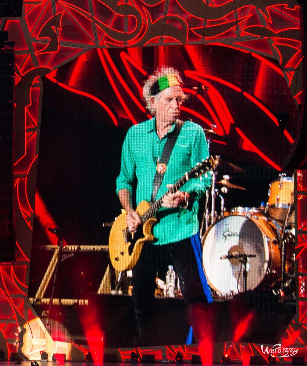 Concert, France, Paris, Rolling Stones