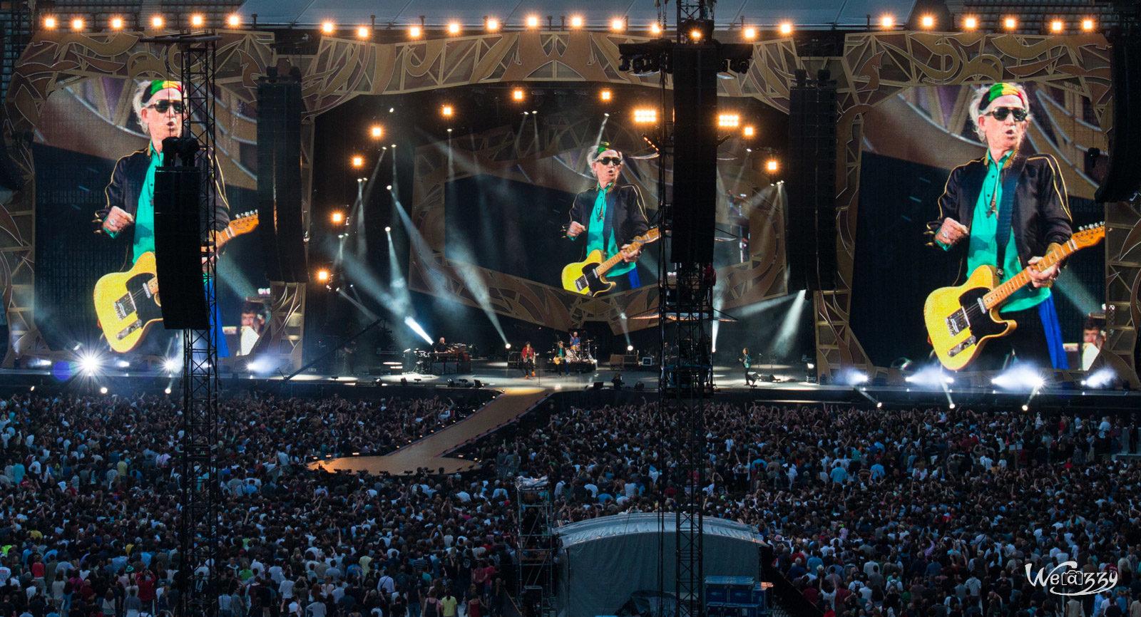 Paris, Rolling Stones, Ville