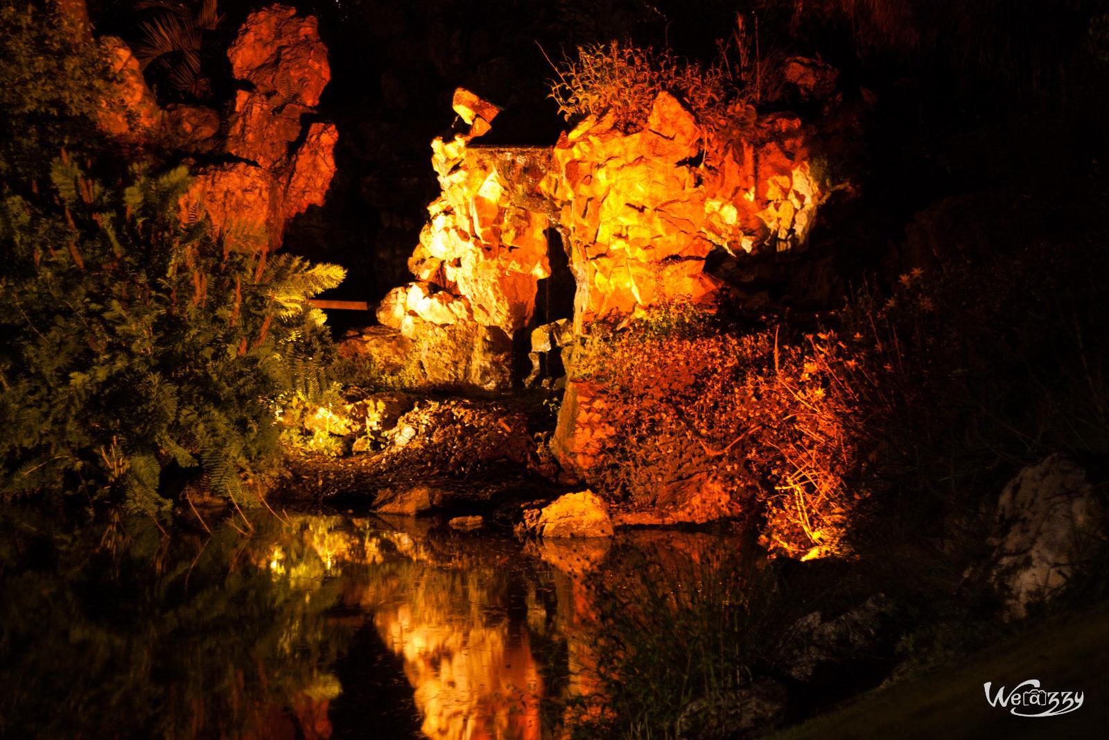 Botanique, France, Nantes, Nocturne, jardin