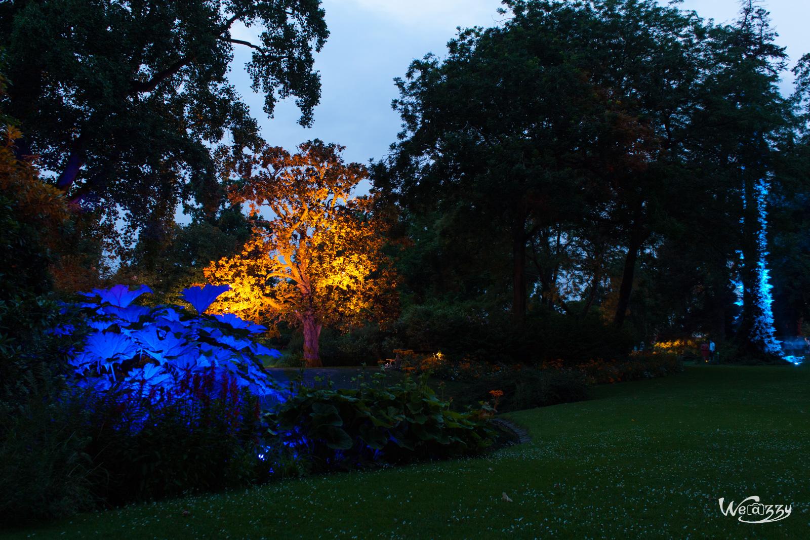 Botanique, Jardin, Nantes