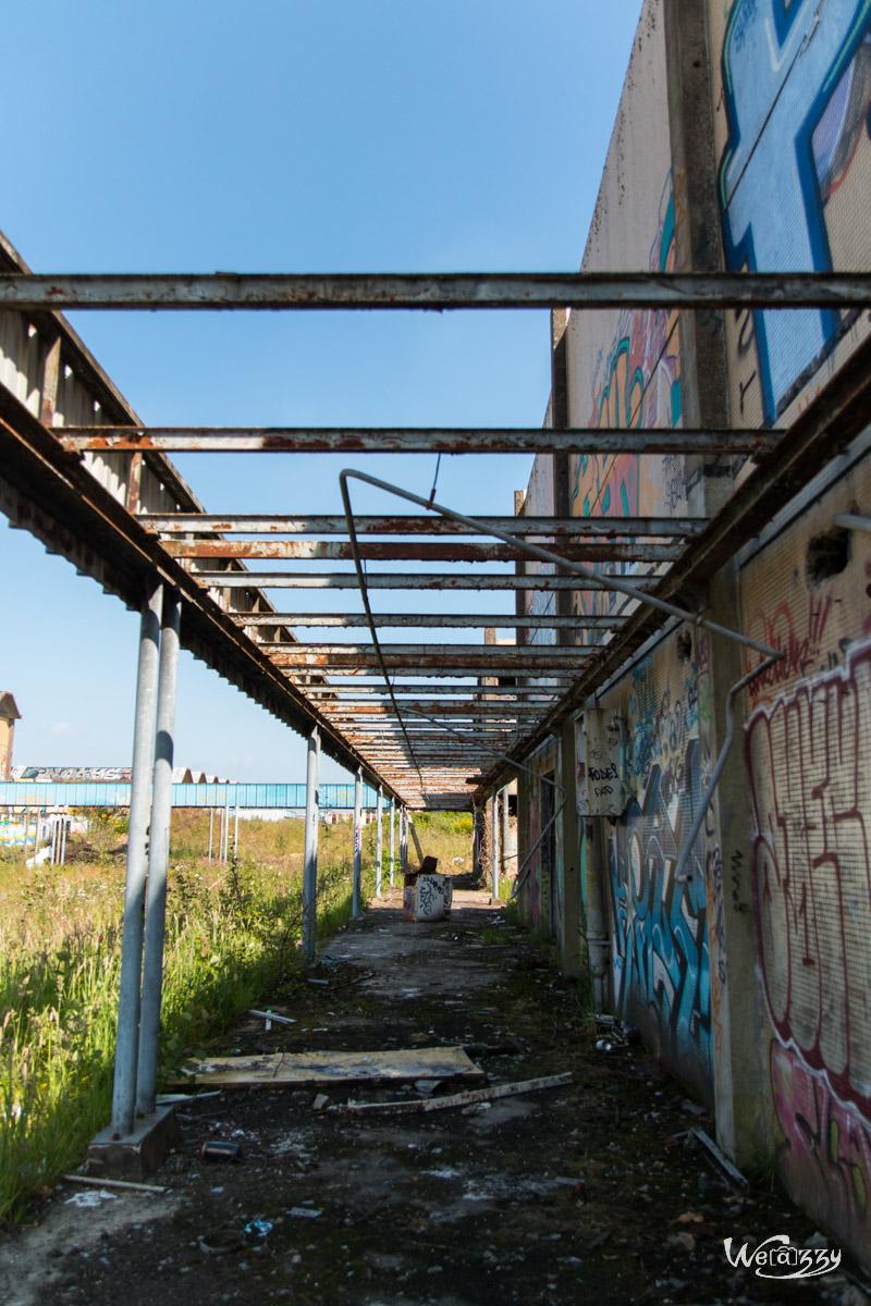 Abattoirs, Nantes, Urbex