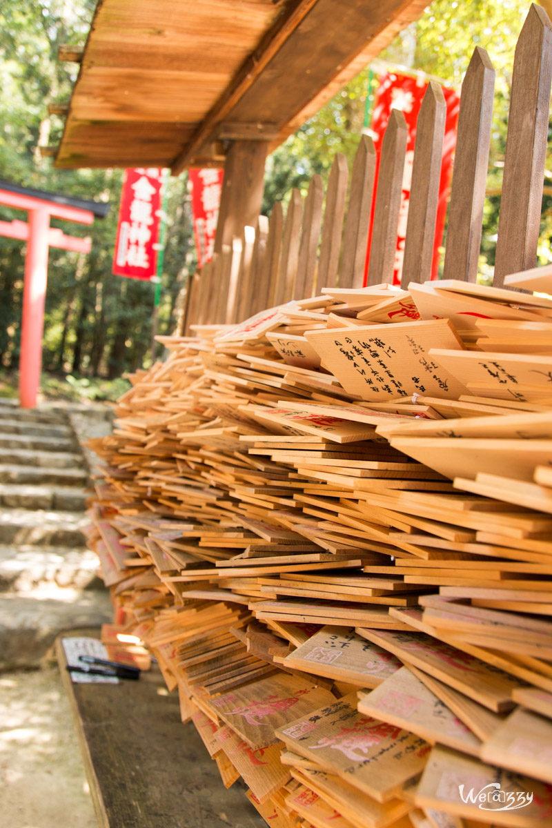 Japon, Nara, Voyage