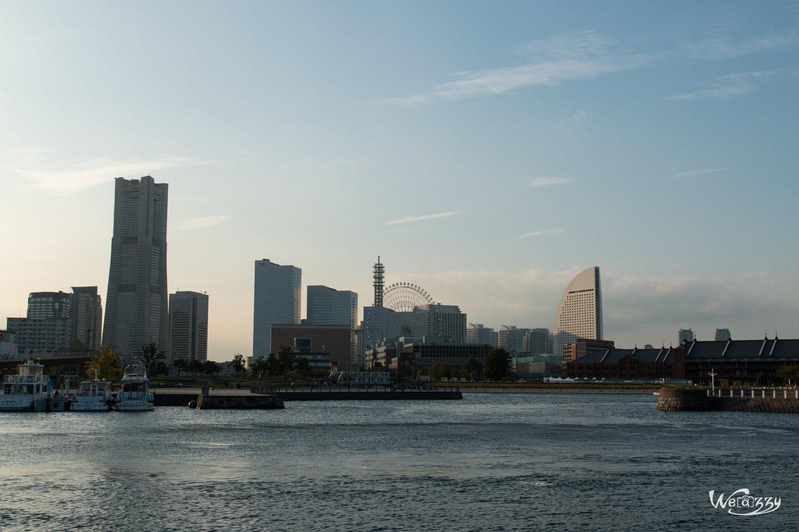 Japon, Voyage, Yokohama