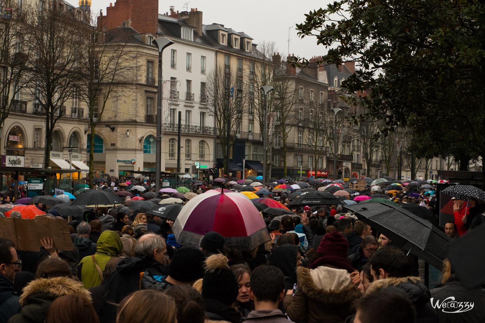 Charlie Hebdo, Nantes