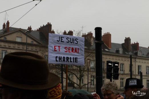 Charlie Hebdo, France, Nantes