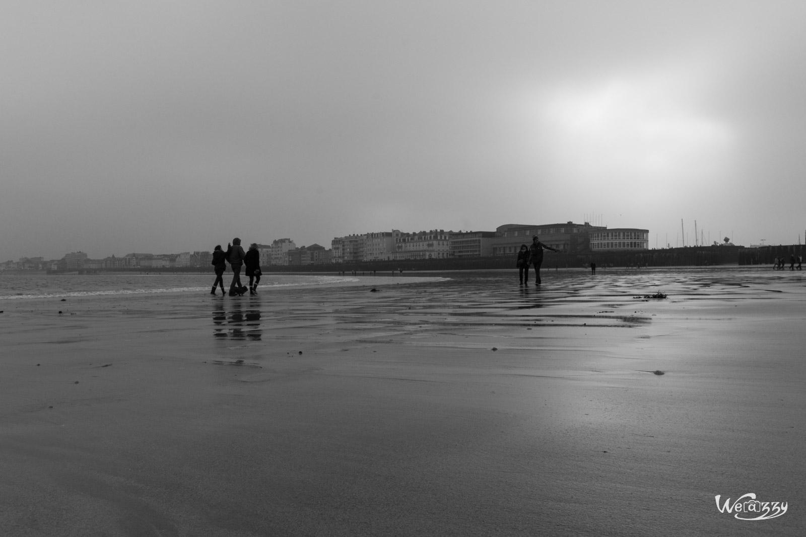 La marée du siècle vue depuis Saint-Malo