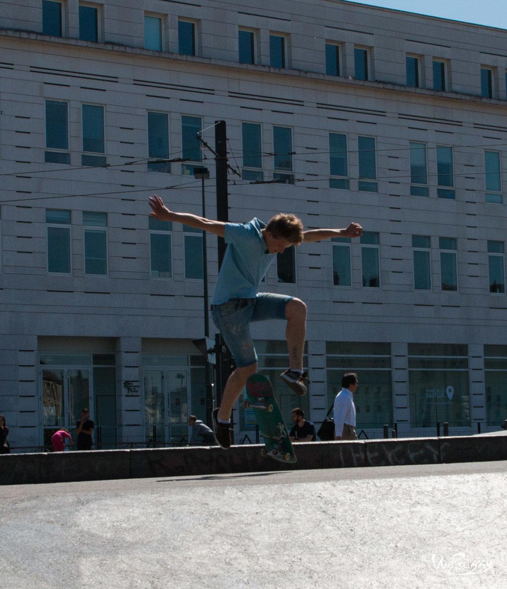 Nantes, Skate, Ville
