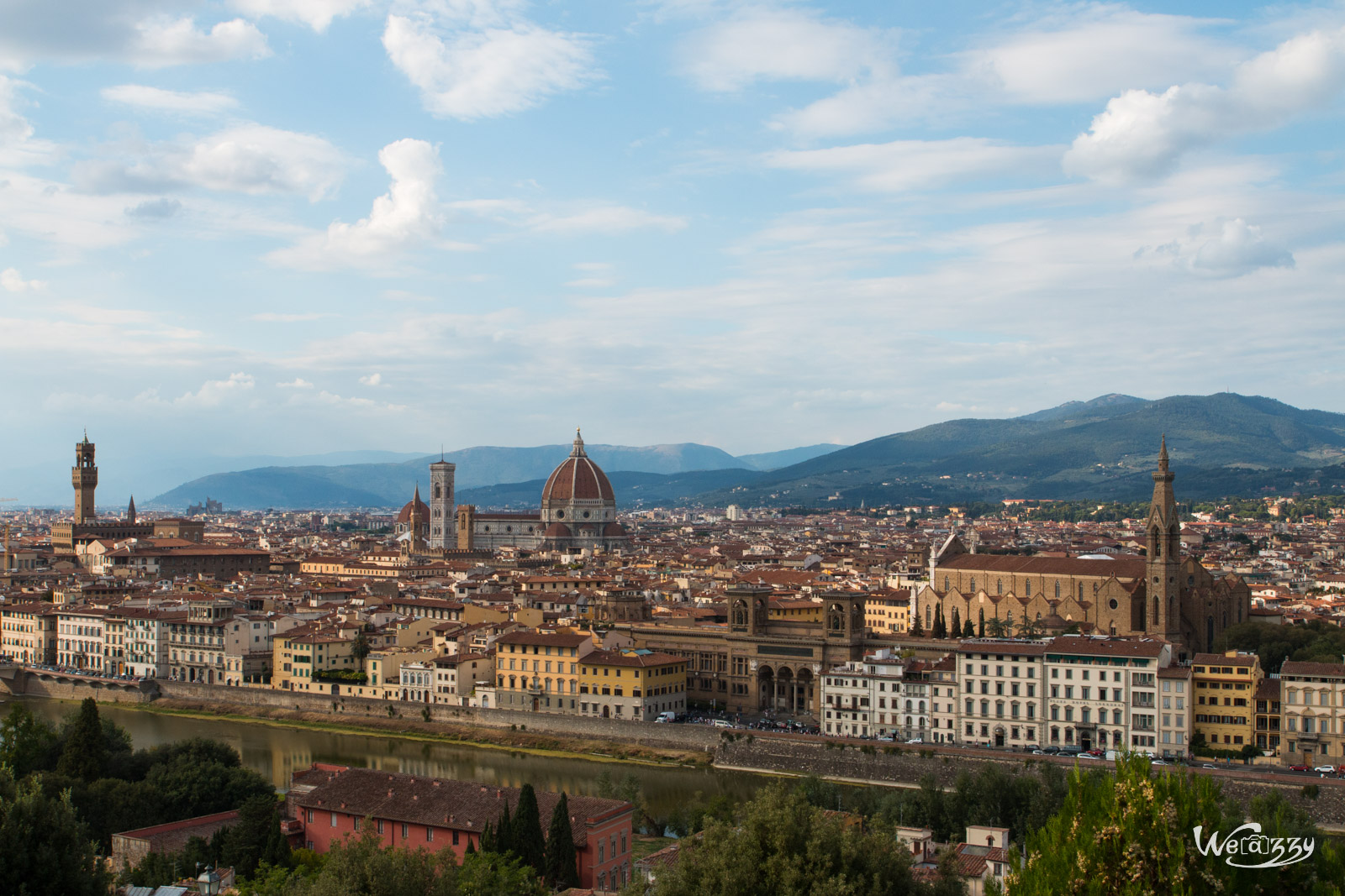 Vacances en Italie – Florence (mode Assassin Creed)