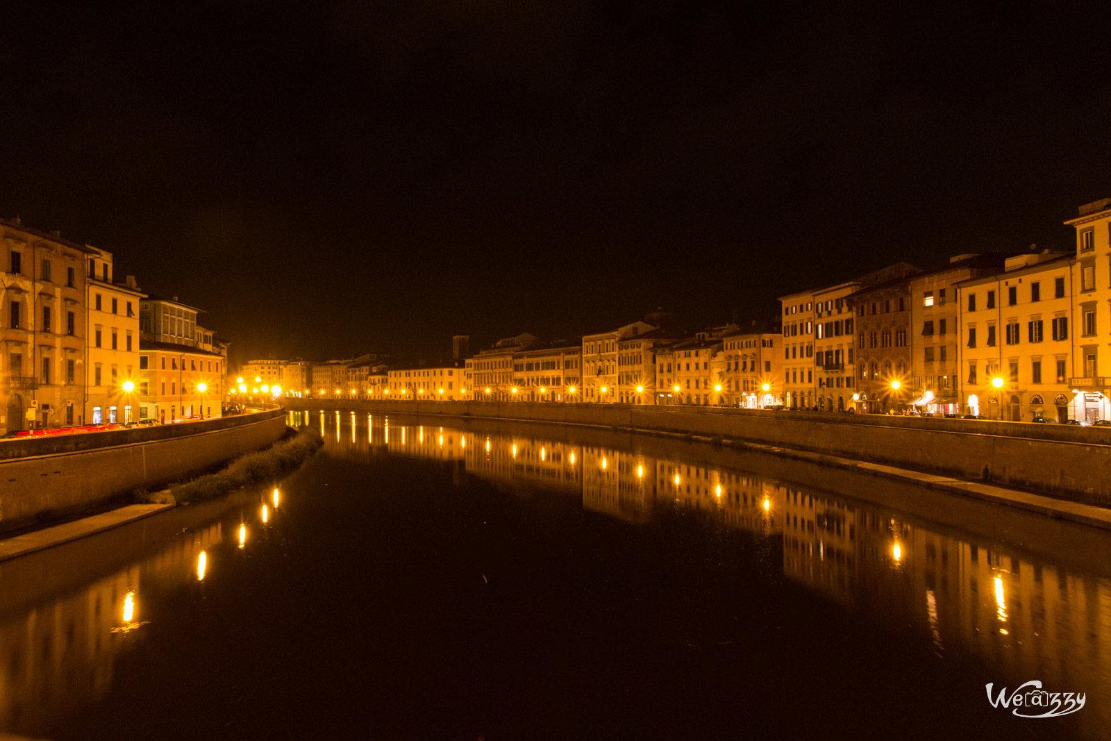 Italie, Pise