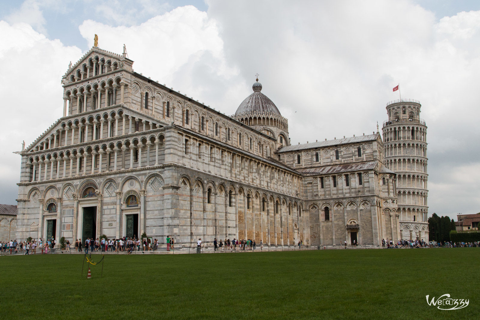 Italie, Pise, Toscane, Voyage