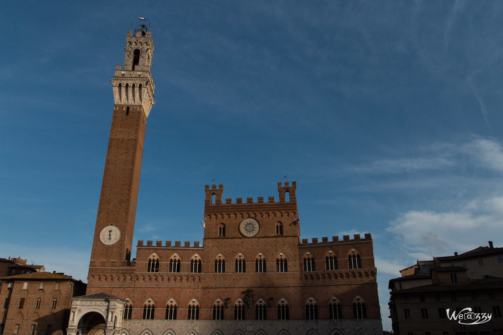 Italie, Sienne, Toscane, Voyage