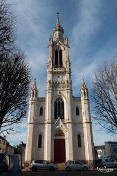 France, Nantes, Sainte-Anne