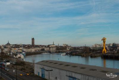 Nantes, Sainte-Anne, Ville