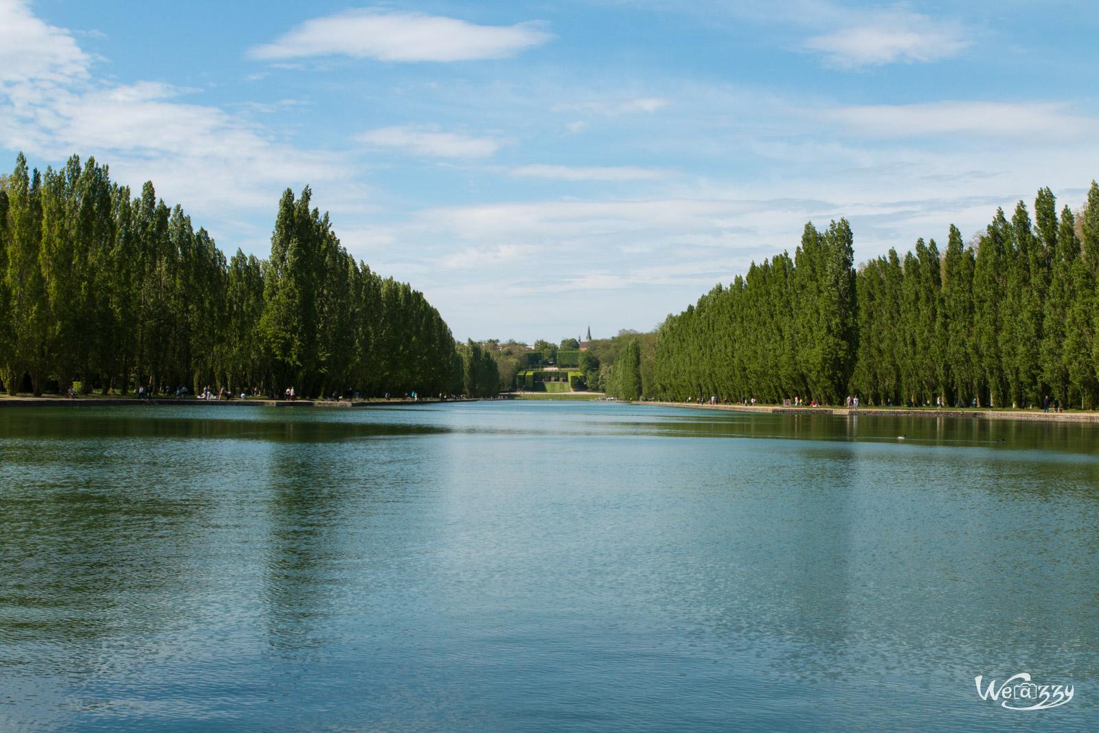 Weekend à Paris et détente au parc de Sceaux