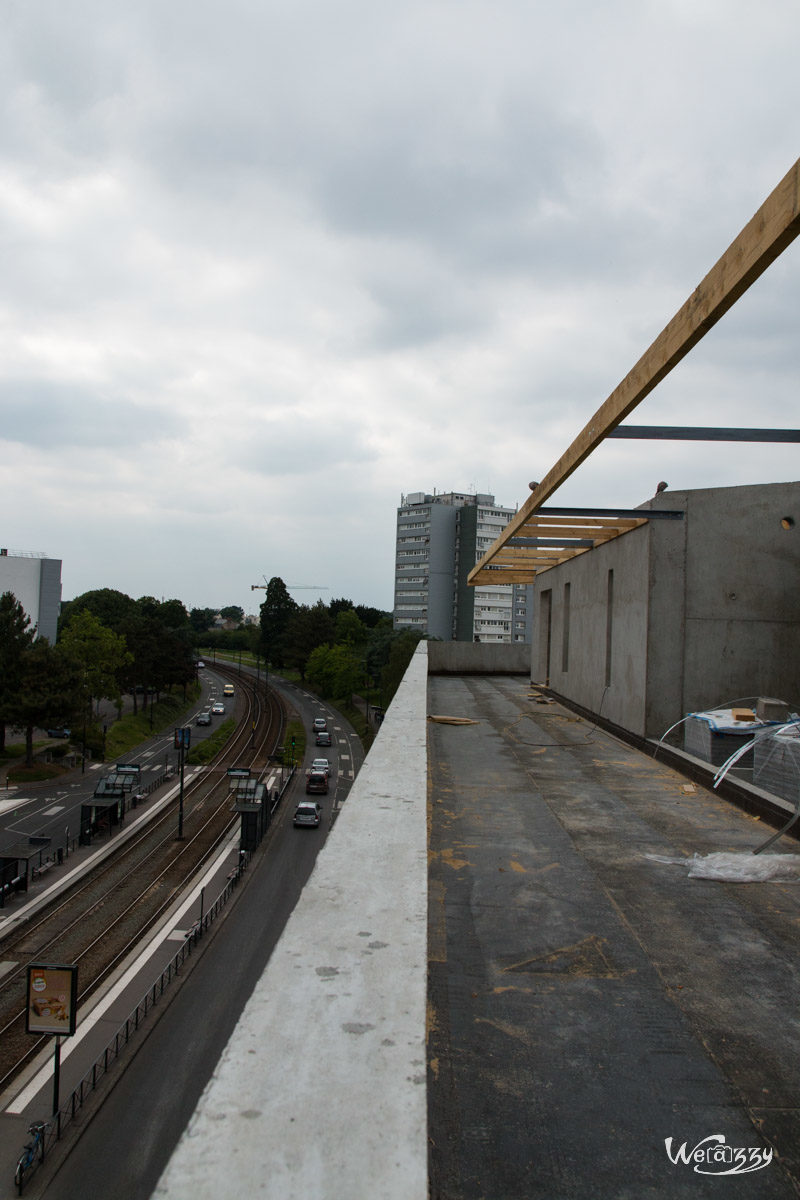 Abandonné, Chantier, Nantes, Urbex
