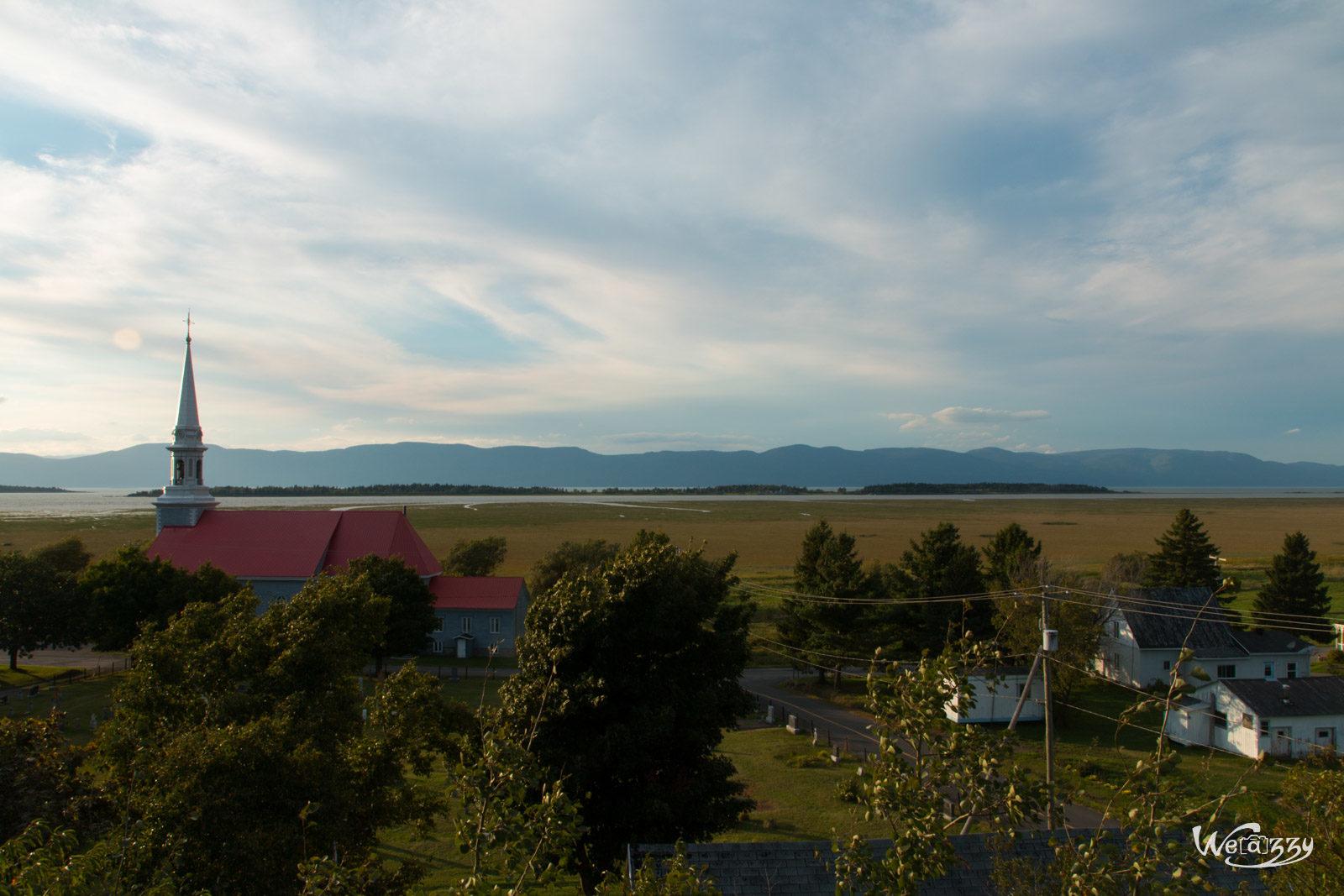 Canada, Ile aux grues, Montmagny, Québec