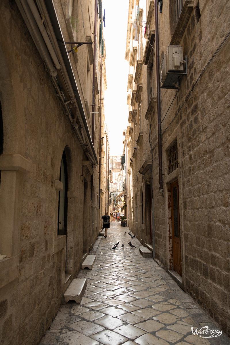 Croatie, Dubrovnik, Voyage