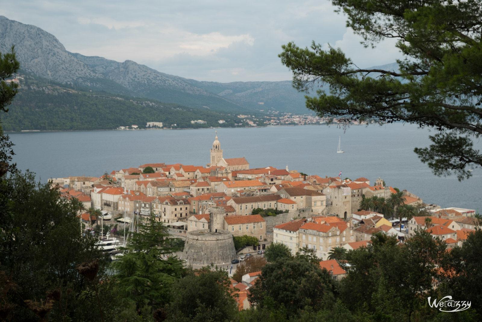 Croatie, Korcula