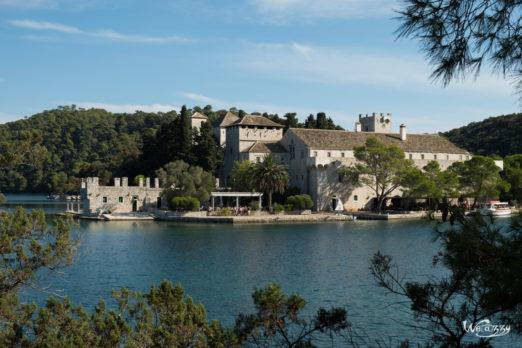 Croatie, Mljet
