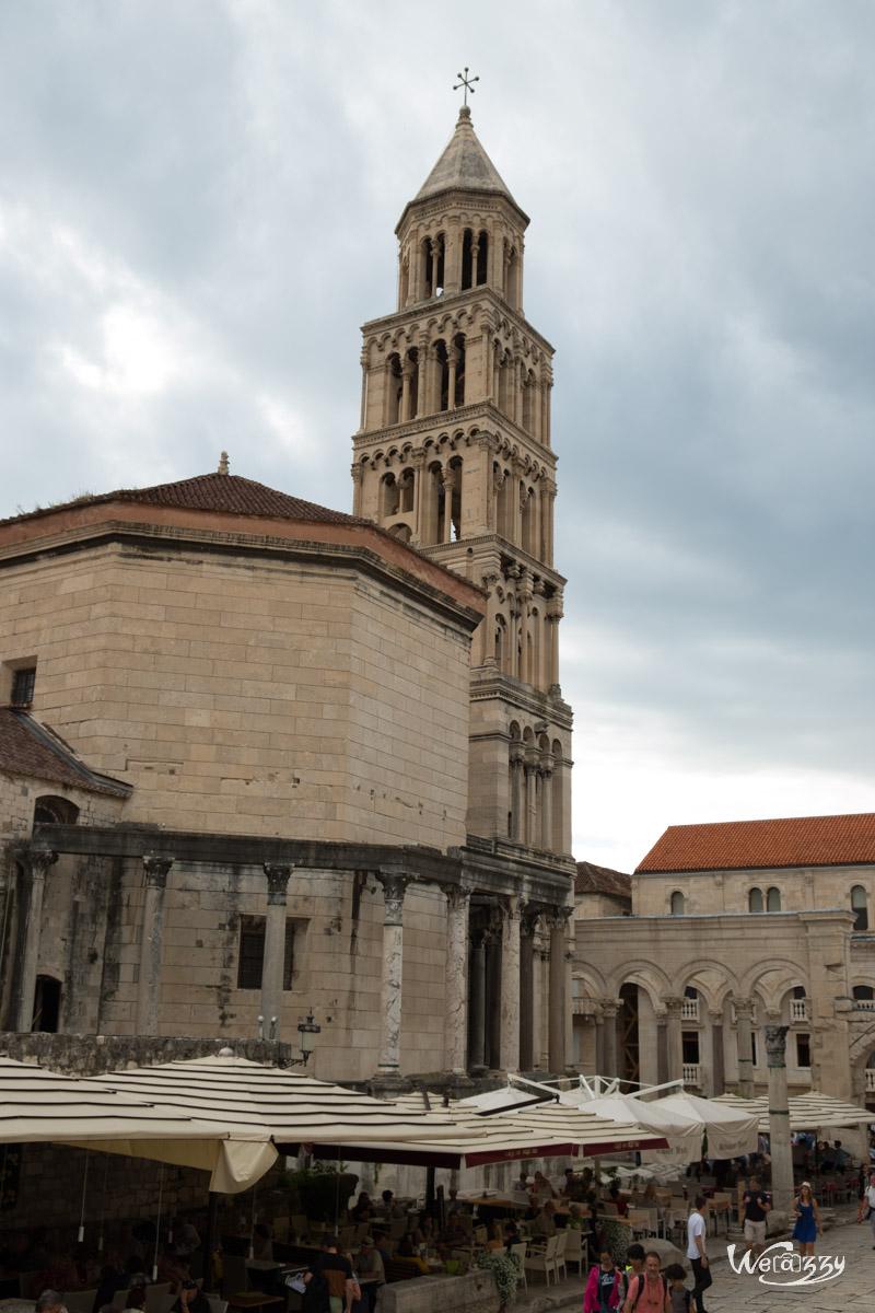 Croatie, Split