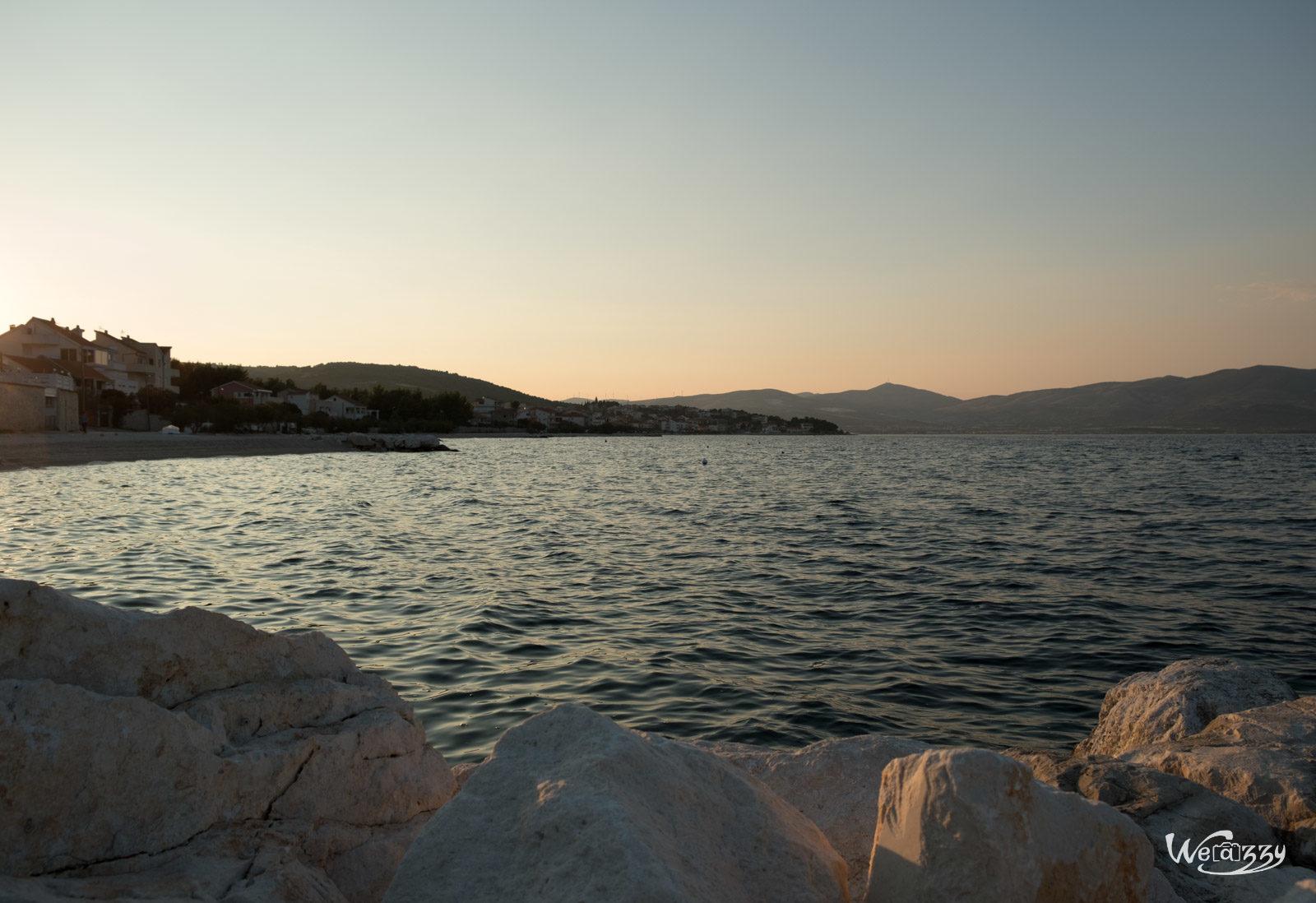 Croatie, Trogir, Voyage