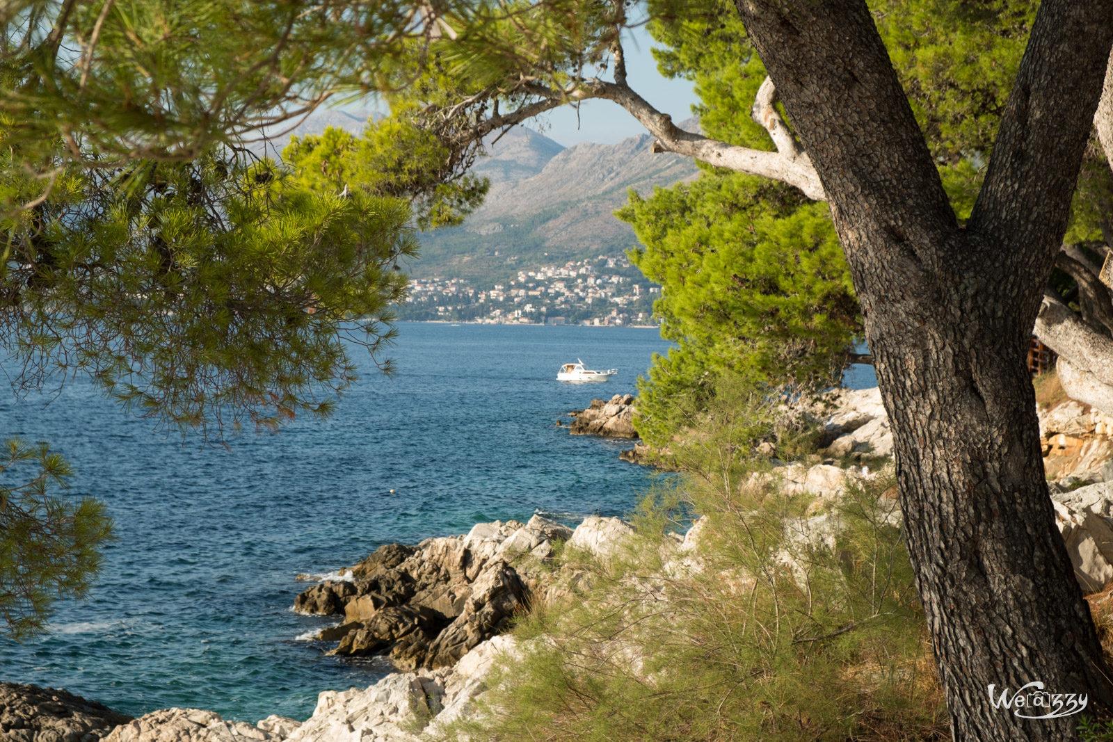 Cavtat, Croatie, Voyage