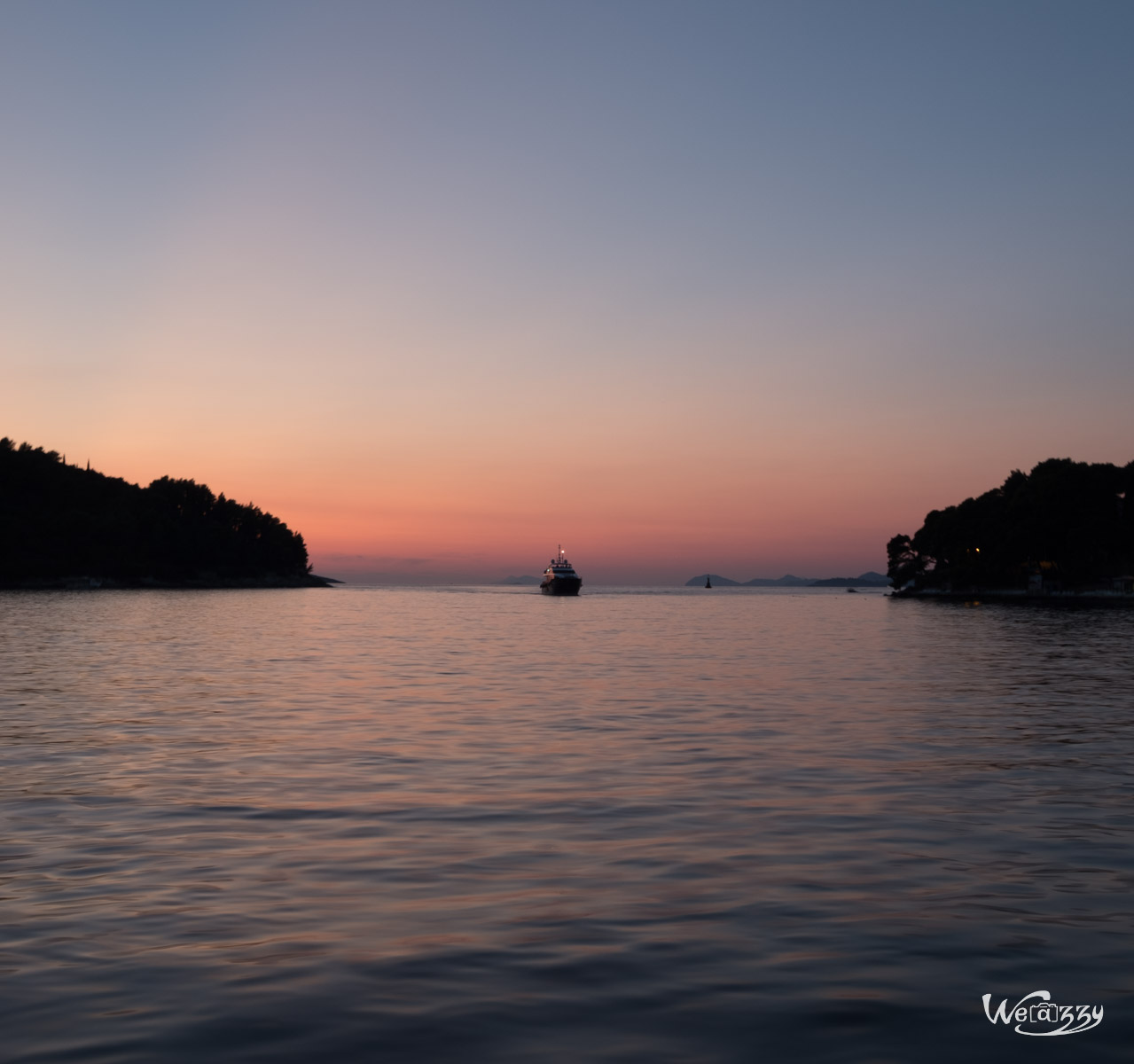 Cavtat, Croatie