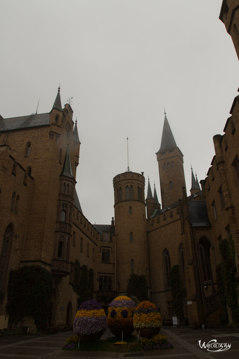 Allemagne, Hohenzollern