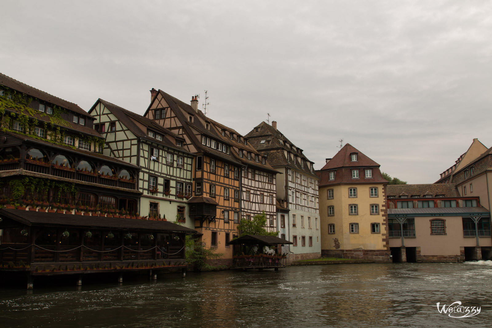 weekend touristique à Strasbourg et en Allemagne