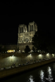 France, Nuit, Paris