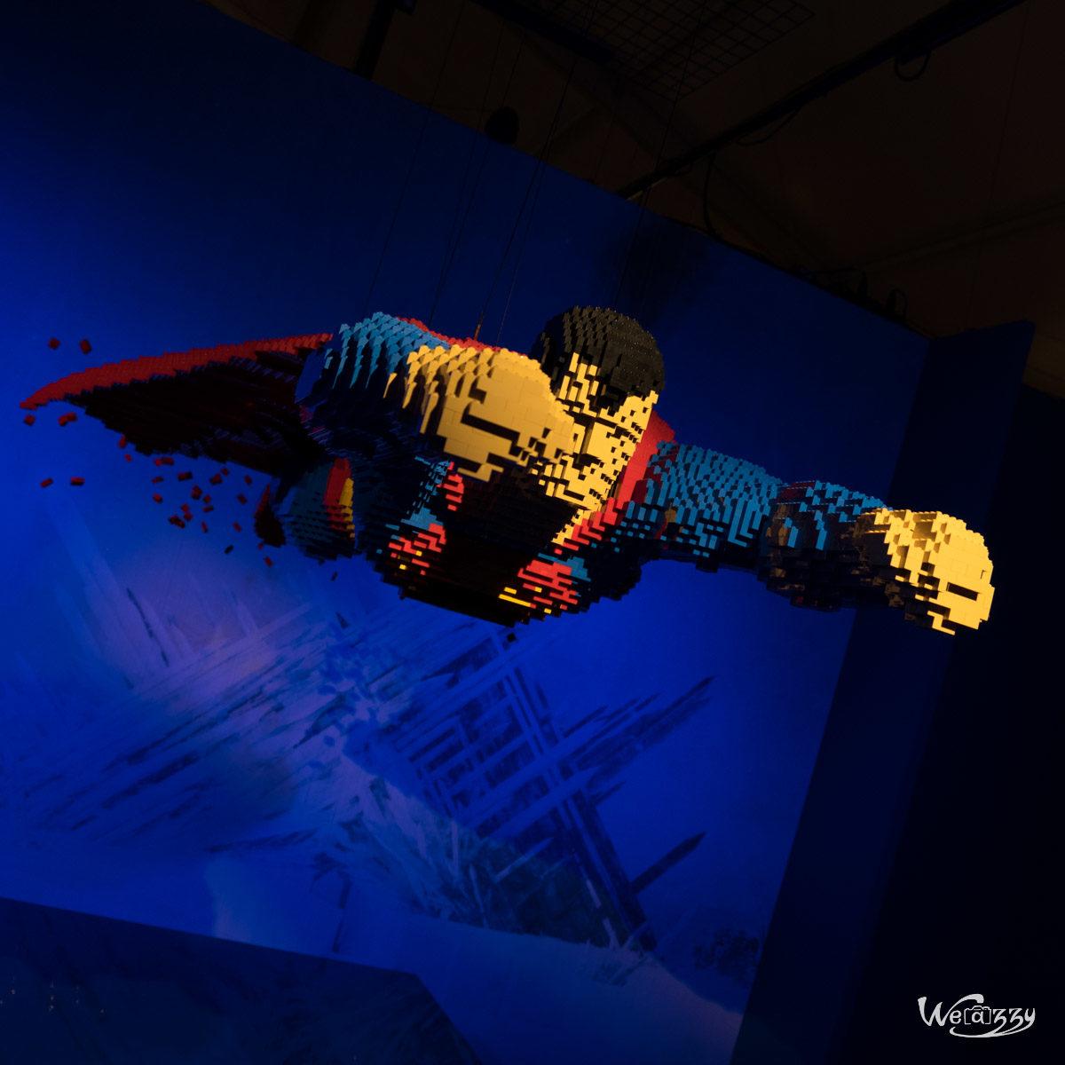 Exposition, Lego, Paris, Ville