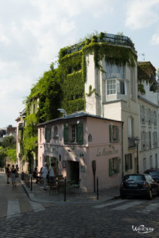France, Montmartre, Paris