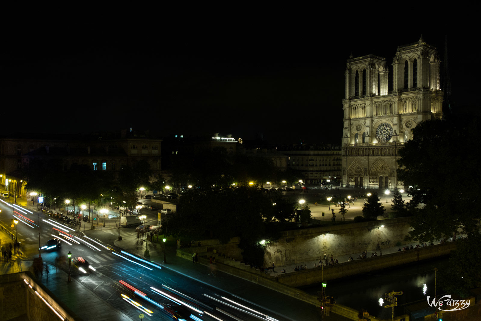 France, Nuit, Paris