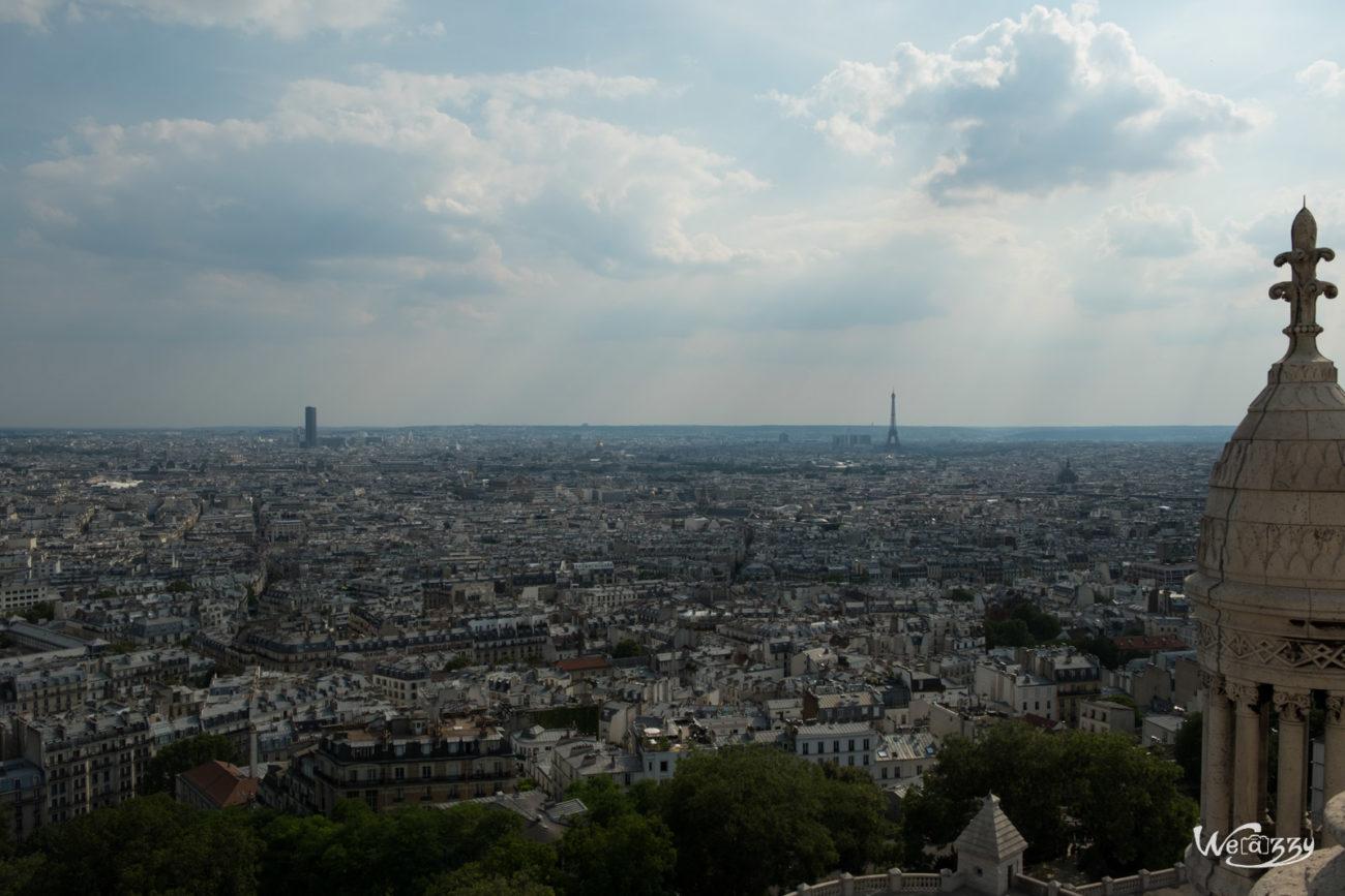 Montmartre, Paris, Ville