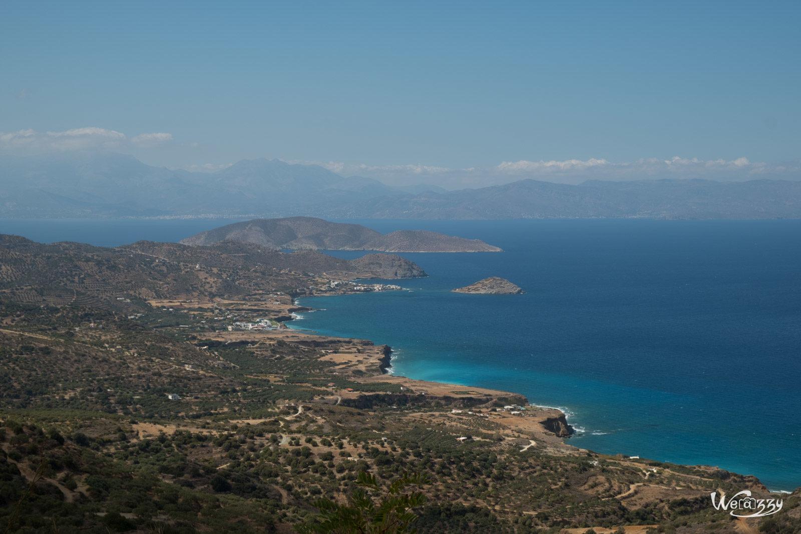 Crète, Exo Mouliana, Montagne, Voyage