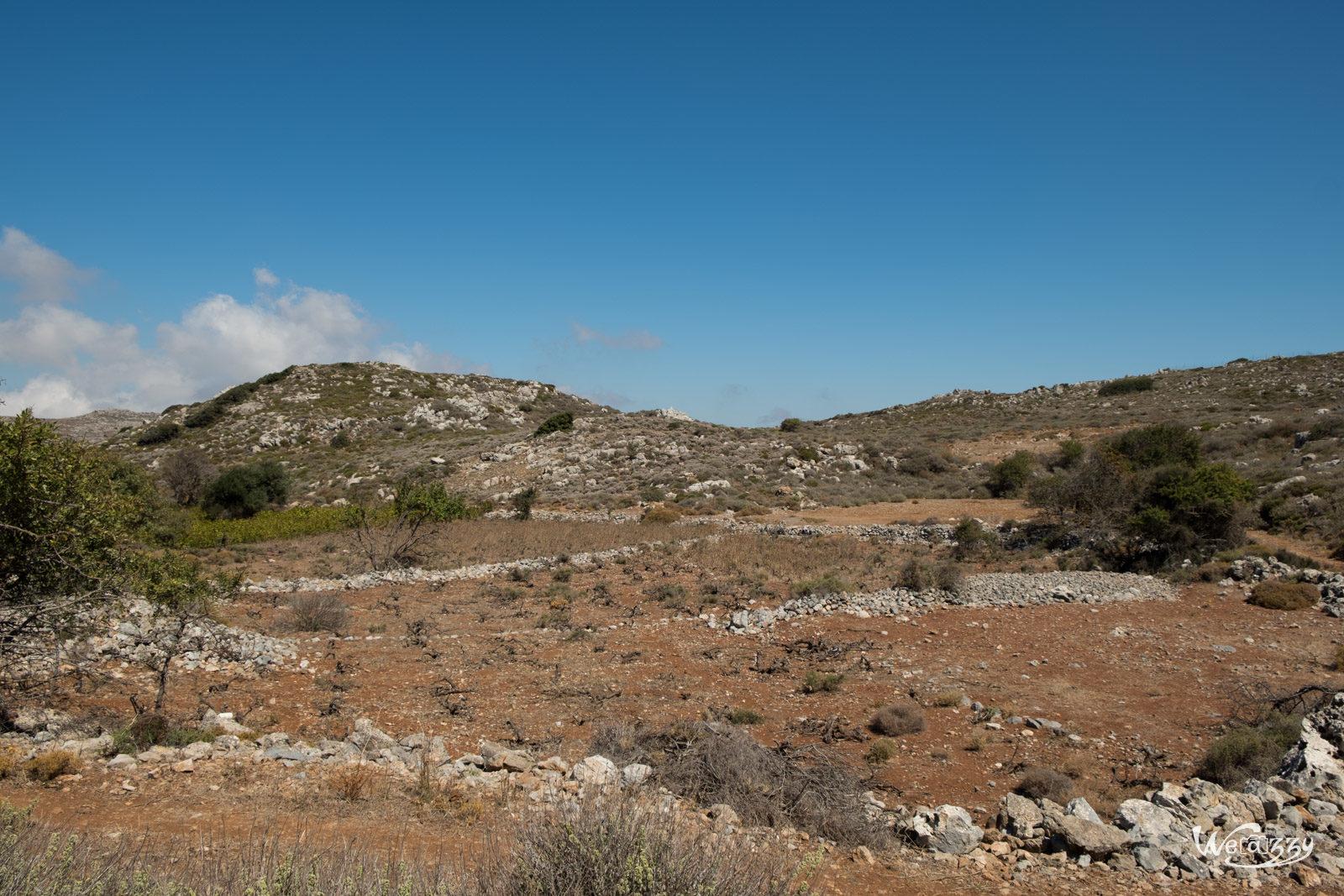 Crète, Karydi, Voyage