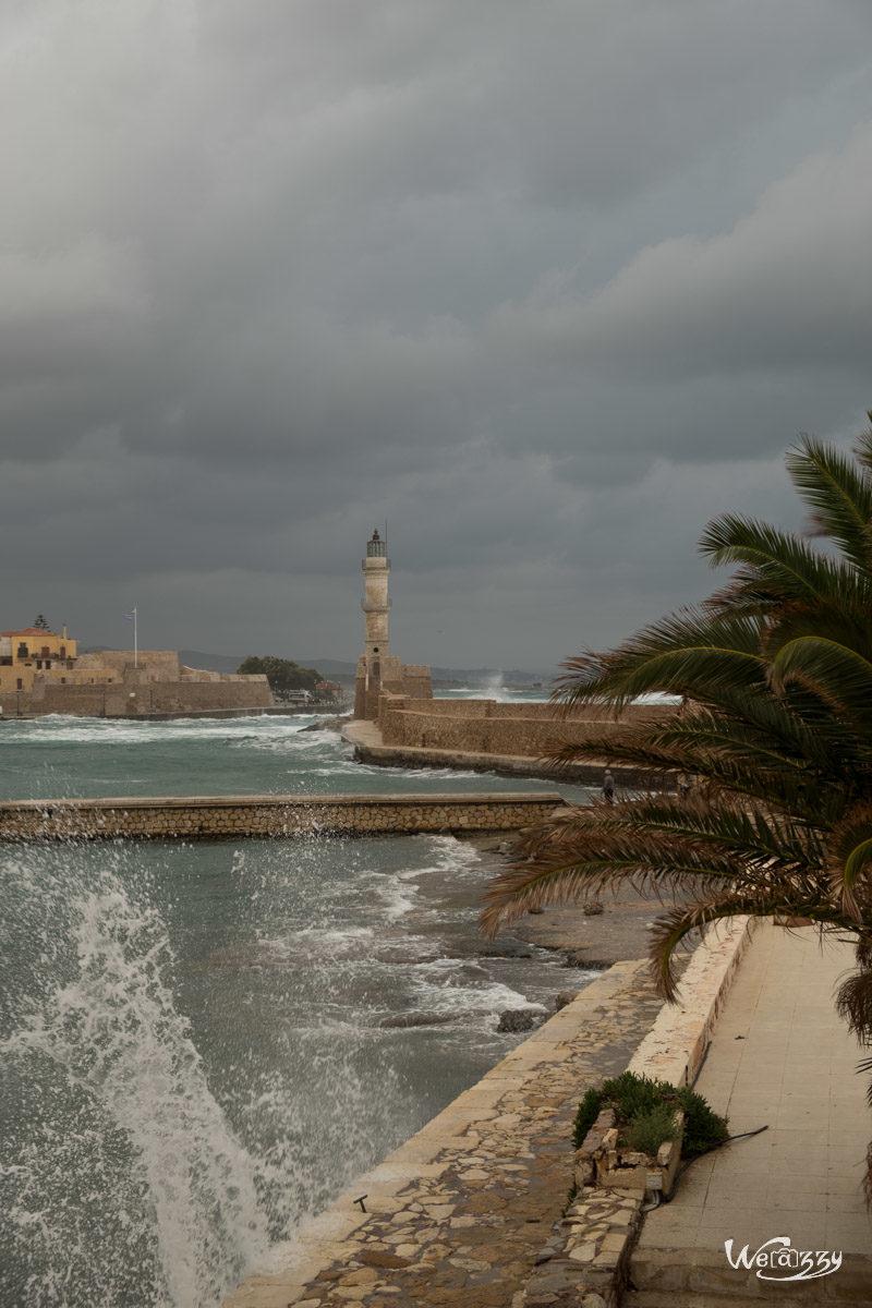 Crète, Hania, Voyage