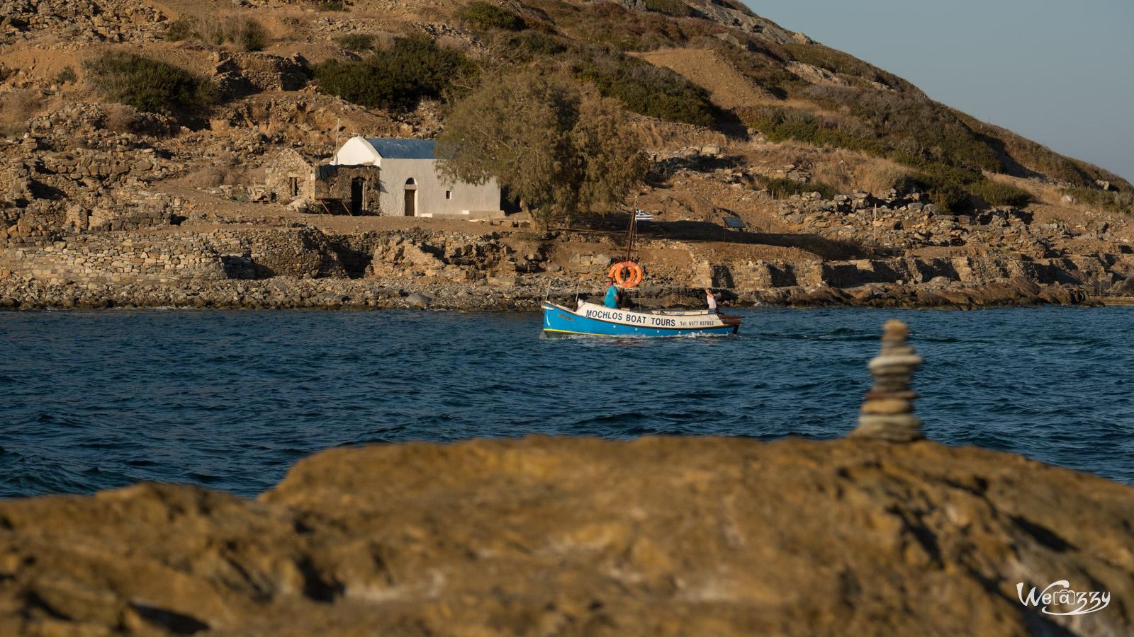 Crete, Mochlos, road-trip