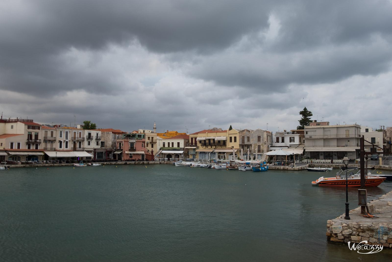 Crete, Rethymnon, road-trip