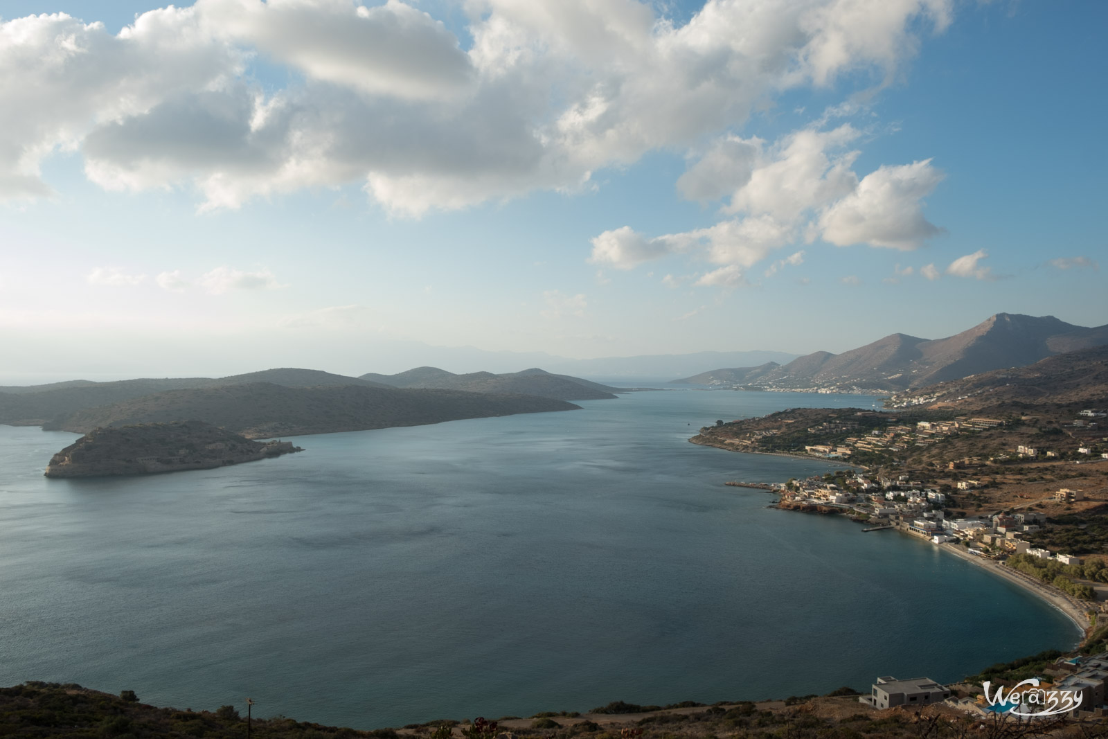 Crete, Spinalonga Island, road-trip