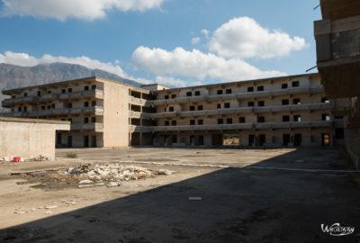 Crete, Exploration Urbaine, Urbex, hotel, urbex