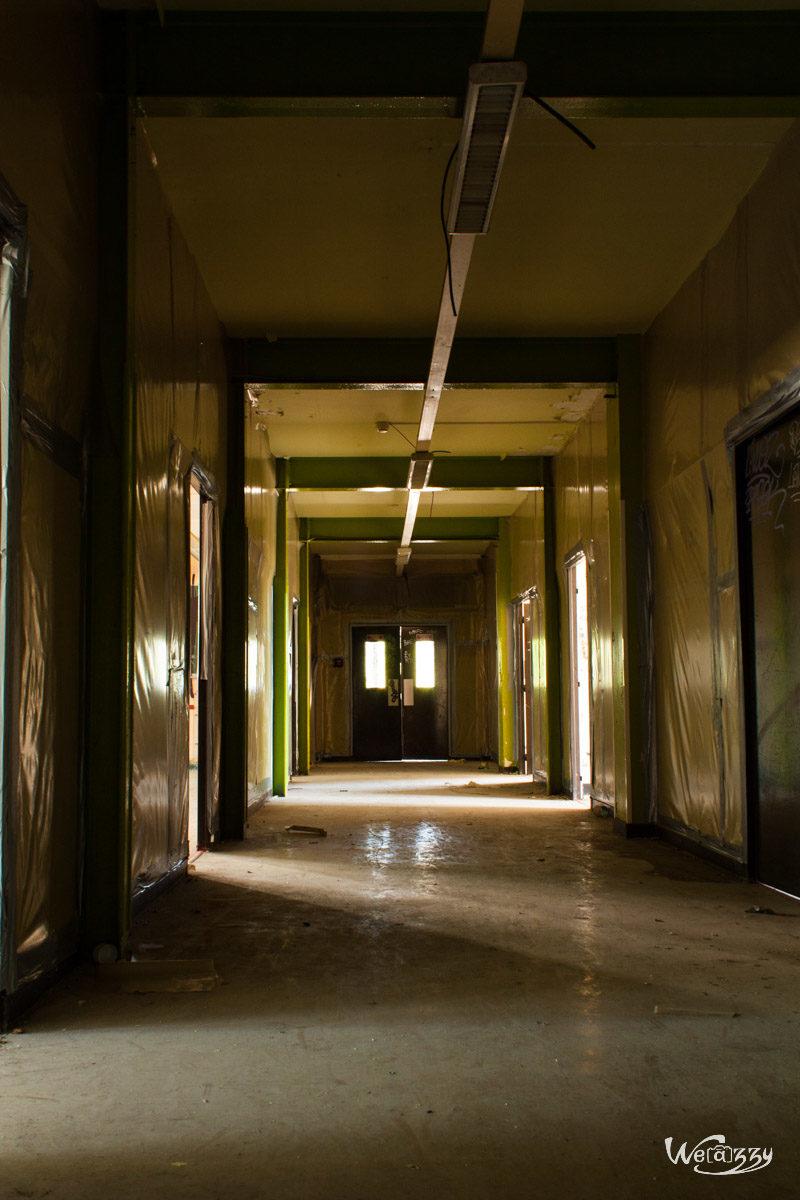 Abandonné, Collège, Mérignac, Urbex
