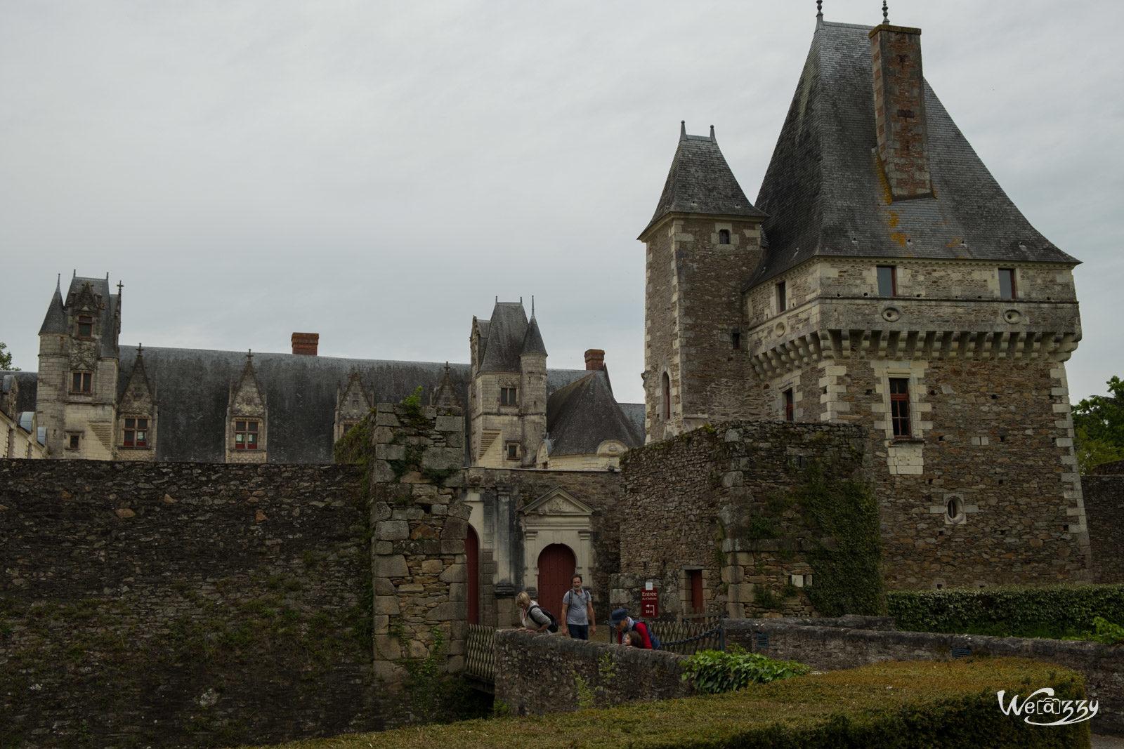 Château, Goulaine, Nantes, Ville